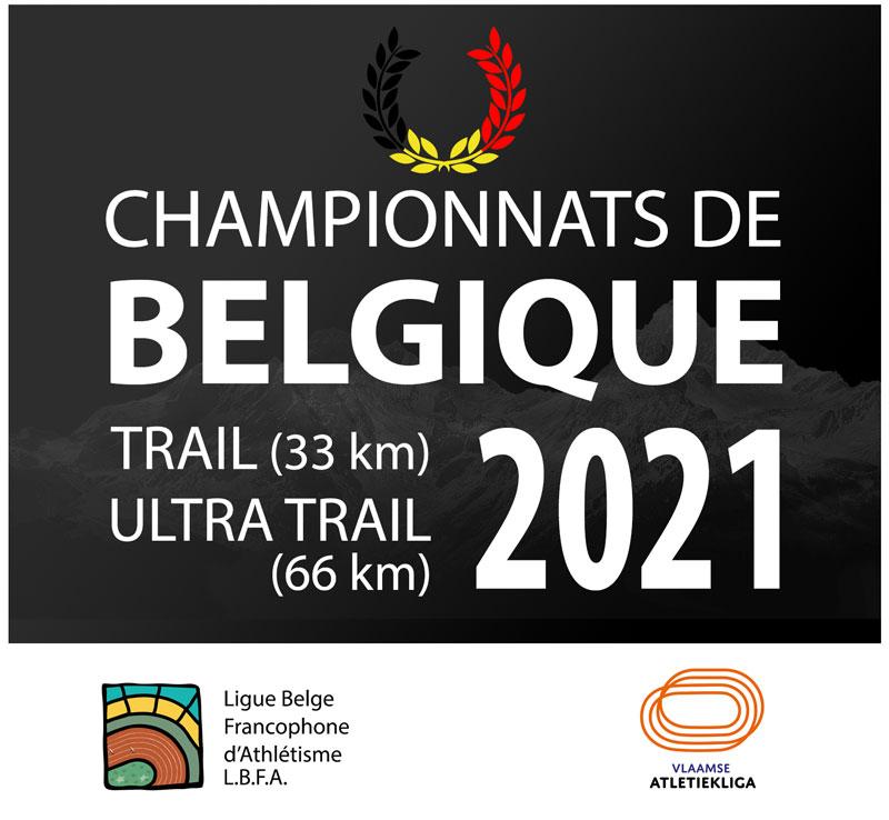 Championnat de Belgique de Trail 2021